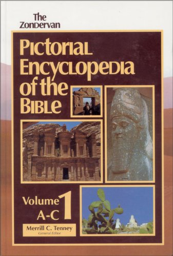 The Zondervan Pictorial Encyclopedia of the Bible (5 Volume Set)