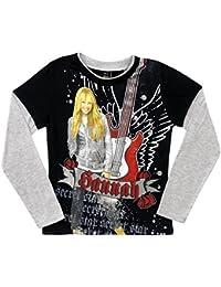 Hannah Montana - Secret Girls Long Sleeve 2fer