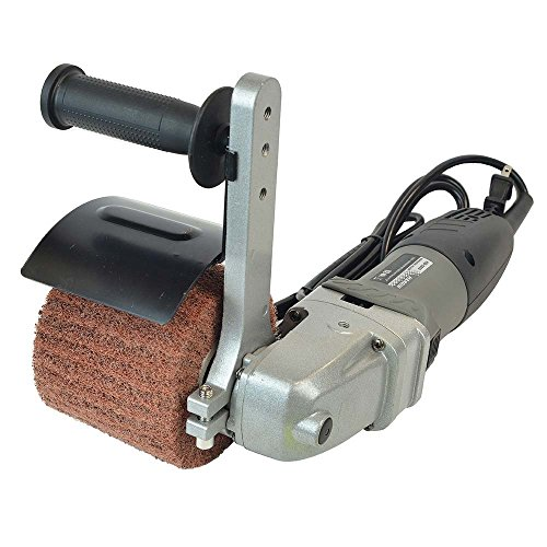 Hardin HB-5800 Hand Held Angle Burnished Stainless Steel Polisher by Hardin (Image #1)