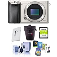 Sony Alpha A6000 Mirrorless Digital Camera Body Bundle. Value Kit with Acc