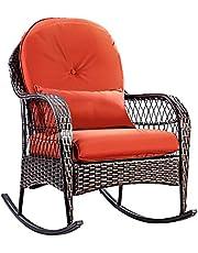 Rocking Chairs Garden Amp Outdoors Amazon Co Uk