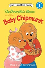The Berenstain Bears and the Baby Chipmunk (I Can Read Level 1) Kindle Edition