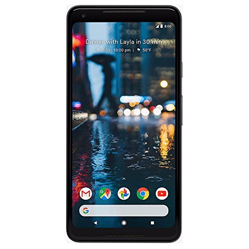 Google Pixel 2 XL 64 GB, Black (Refurbis...
