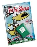 Quiet Spot Pet Tag Silencer – Green, My Pet Supplies