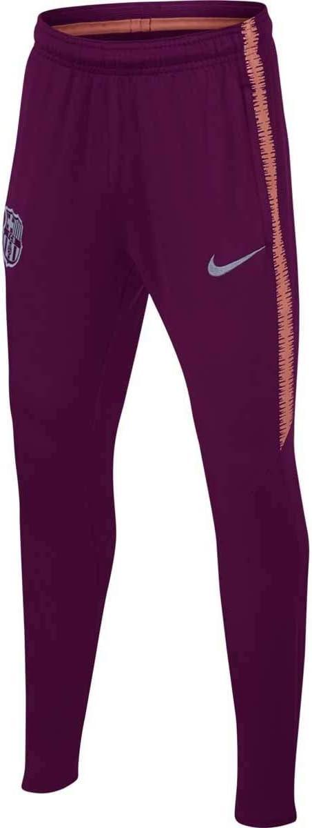 Nike FCB Y NK Dry SQD Pant KP - Pantalón, Unisex Infantil ...
