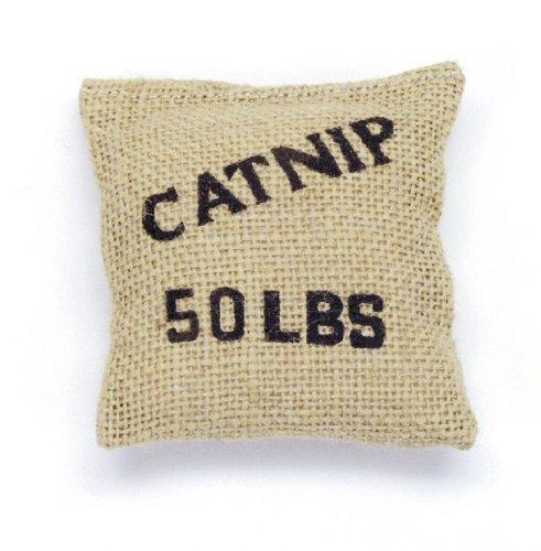 Coastal Pet Cat Toy Catnip Burlap Bag (3-Pack)
