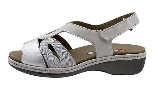 Piesanto Metal Femme Confort À Chaussure Semelle Sandales Amovible 6yb7Yfgv