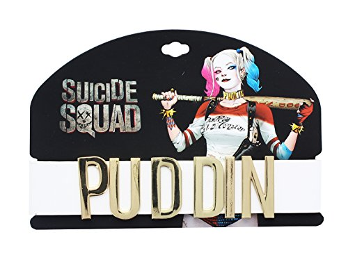 Suicide Squad Harley Quinn Puddin Costume (Male Harley Quinn Costumes)