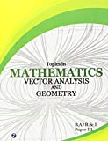 img - for Topics in Mathematics Vector Analysis and Geometry book / textbook / text book