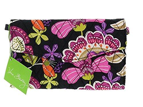 Vera Bradley Strap Wallet (Pirouette Pink)