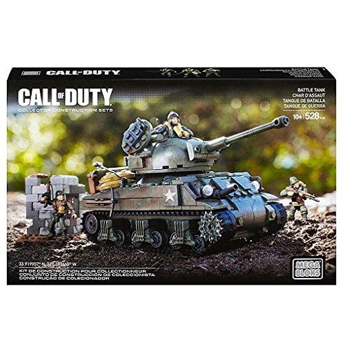Mega Bloks Call of Duty Legends: Battle Tank by Mega Brands