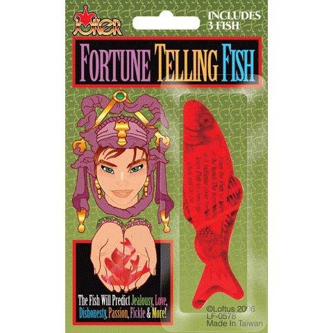 fortune telling fish - 9