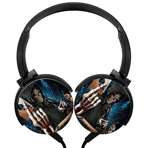 Skulls Stereo Headphone Wired Headset Over-Ear -