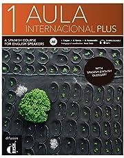 Aula Internacional Plus 1 Edición Inglesa: Student's book + Exercise book + Mp3 audio download 1 (