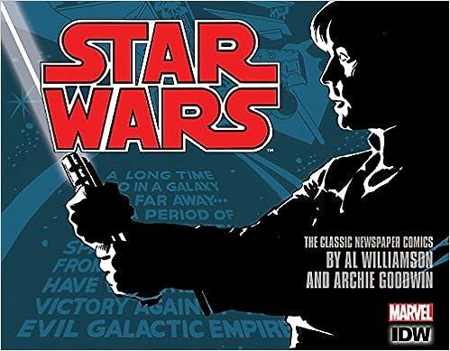 Star Wars newspaper comics