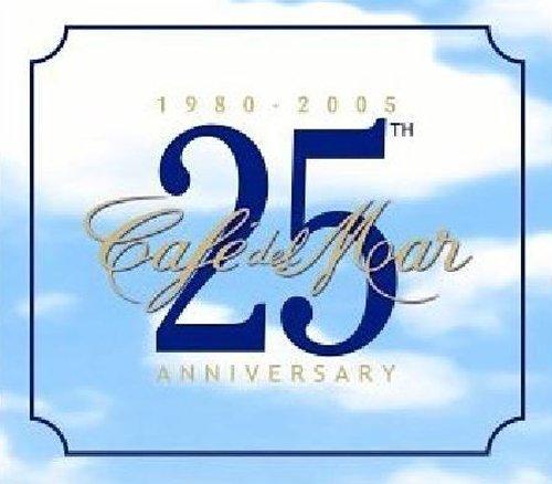 Cafe Del Mar 25th Anniversary (Best Cafe Del Mar Cd)