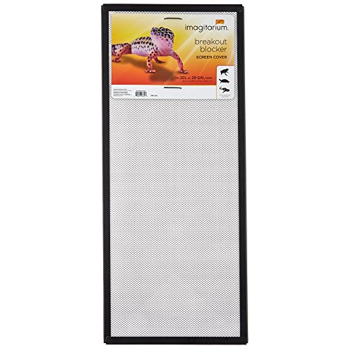 (Imagitarium 29-Gallon Terrarium Screen, 30.4 in)