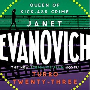 Amazon Turbo Twenty Three Stephanie Plum Book 23 Audible Audio Edition Janet Evanovich Lorelei King Headline Review Books