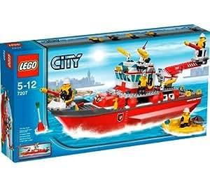 LEGO City Bomberos 7207 - Barco de Bomberos (ref. 4557680)