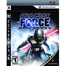 Star Wars: The Force Unleashed Ultimate Sith Edition - PlayStation 3