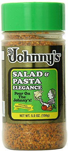 - Johnny's Salad & Pasta Elegance, 5.5-Ounce Jars (Pack of 3)