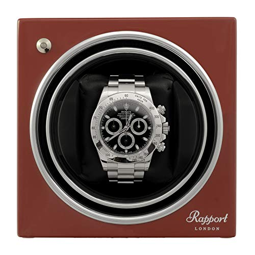 Rapport London EVO6 Rapport London Wood Watch Winder