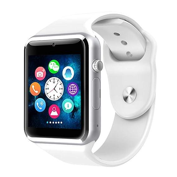 SSXZ Reloj Inteligente Smart Watch Men Smartwatch Bluetooth ...