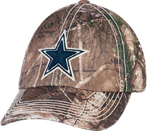 Dallas Cowboys Realtree Predator Decoy Adjustable Hat / Cap