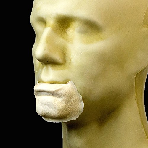 Rubber Wear Foam Latex Prosthetic - Character Chin #1 FRW-112 - Makeup and Theater -