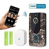 Best Camera Doorbells - SPADE Smart Wireless Video Doorbell WiFi 1080p Review