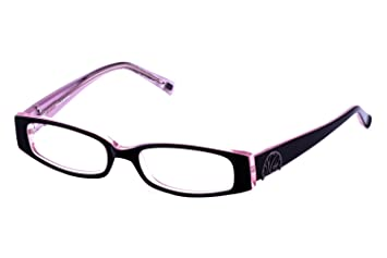 da976052694 Image Unavailable. Image not available for. Color  Daisy Fuentes DF Cecilia  Eyeglasses Frames