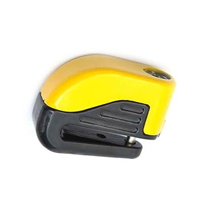 LUFA Alarme anti-vol de verrouillage de sécurité vélo de verrouillage de disque de frein de moto Bike Electromobile