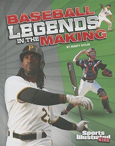 Baseball Legends in the Making PDF
