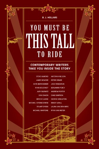 Pdf Reference You Must Be This Tall to Ride: Contemporary Writers Take You Inside The Story