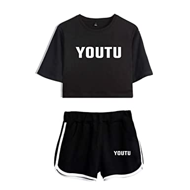 cocophie-shawn-mendes-crop-top-t-shirts-and-shorts-suit-casual-music-fans-clothes-set by cocophie