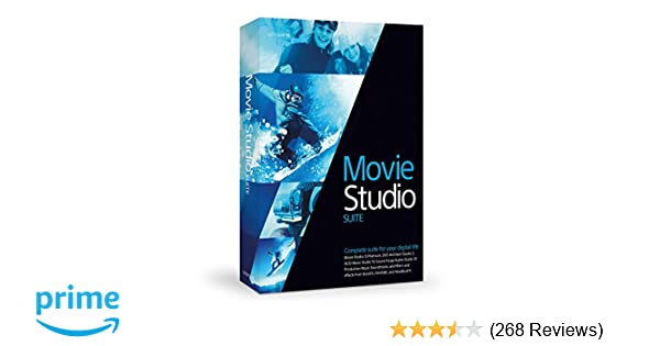 Sony Movie Studio 13 Suite [OLD VERSION]