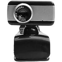 Câmera do Computador USB 480P Manual Focus Web Camera Webcam sem drive com microfone externo para videoconferência…