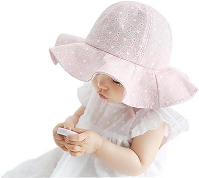 Sombrero de bebé, Verano Bebé Niña niño Gorra al aire libre Gorra ...