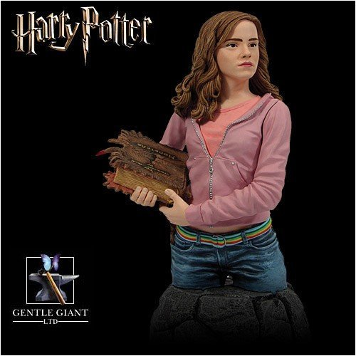 Gentle Giant Harry Potter and the Goblet of Fire 6.5 Inch Bust Hermione Granger