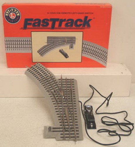 Lh Remote Switch - O FasTrack 36