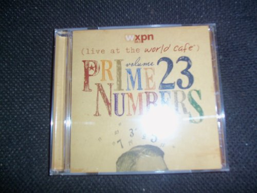 Corinne Bailey Rae - Wxpn: Live At The World Cafe- Prime Numbers, Vol. 23 - Zortam Music