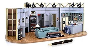 Amazon.com: Seinfeld TV Series Apartment Replica - Art Collectible ...
