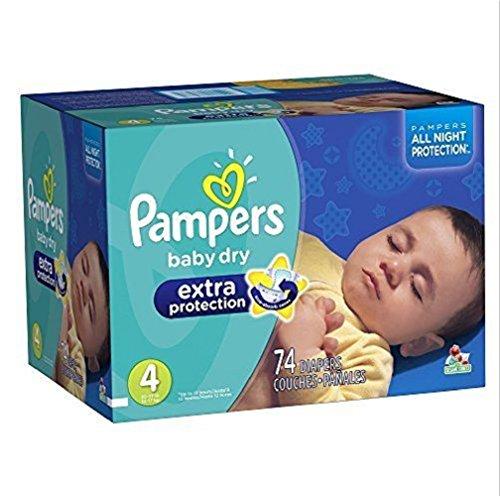 pampers baby model - 1