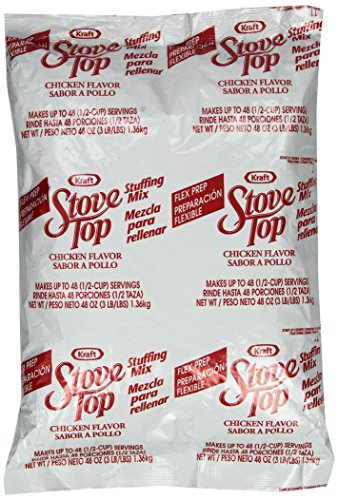 Stove Top Stuffing Mix, Chicken, 48 Ounce