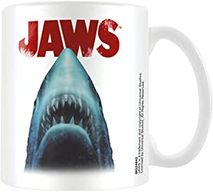 Jaws Shark Head Mug