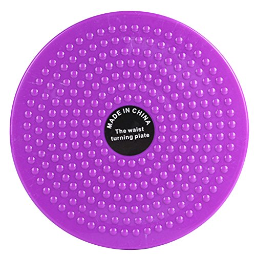 Waist Twisting Disc Figure Trimmer Fitness Board-(Blue) - 9
