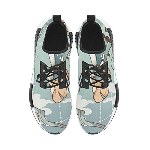 Interestprint Alla Moda Una Bambina Fantacy Sneaker Da Donna Scarpe Da Ginnastica Fitness