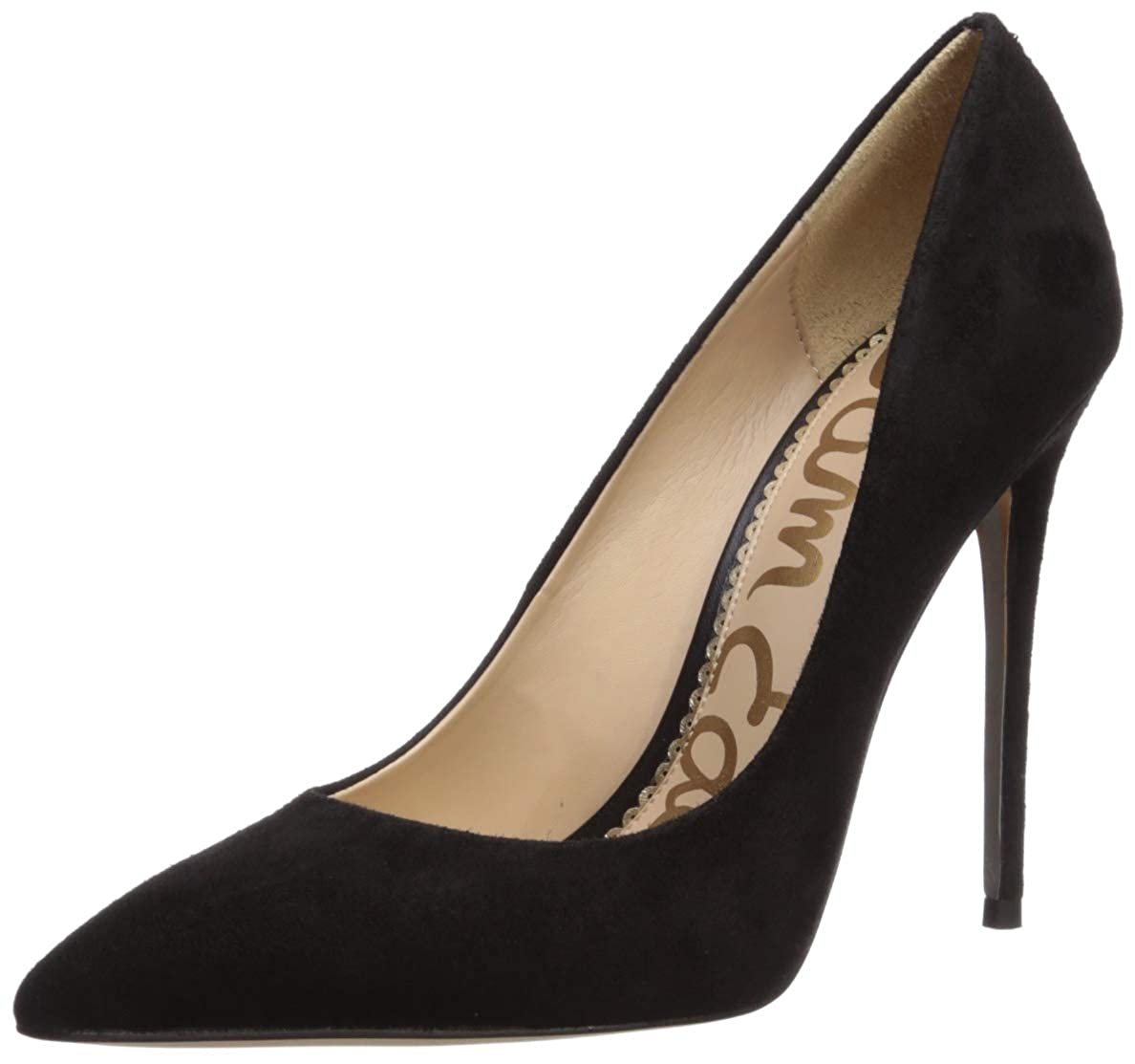 Black Suede Sam Edelman Women's Danna Pump