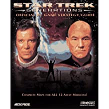 Star Trek Generations Official Strategy Guide