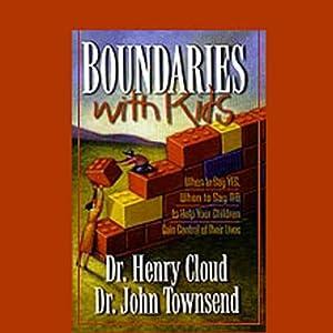 Boundaries with Kids Audiobook